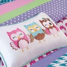 Owl Queen Comforter Set Mizone Katie Full Queen Comforter Set Free Shipping