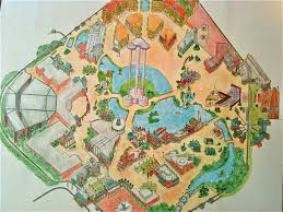 Map Of Disney World Parks by Mouseplanet The Disney University U0026 American Workplace Part I