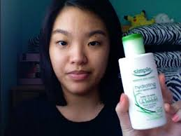 simple light moisturizer review review simple hydrating light moisturizer youtube