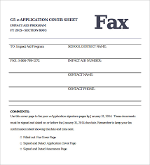 fax cover example health coverage standard fax cover sheet