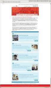 e mailing template hco portfolio