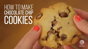 how to make chocolate chip cookies from scratch kitchn