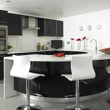 black gloss kitchen ideas 38 best black gloss images on contemporary unit