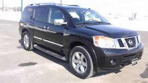 nissan armada 2005 for sale used used cars for sale 2012 nissan armada platinum b7386 youtube