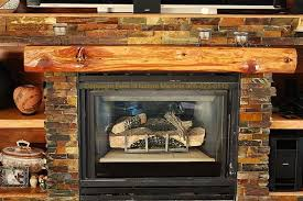 Rustic Mantel Decor Rustic Mantels Rustic Wood Fireplace Mantel Rustic Log Fireplace