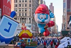 macy s thanksgiving day parade 2017 route tickets lineup of
