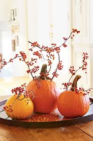 halloween decoration ideas for inside 27 easy thanksgiving centerpieces for your holiday table diy
