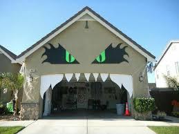 best 25 halloween garage door ideas on pinterest garage door