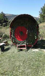 middle earth comes to croatia in the shape of these hobbit houses
