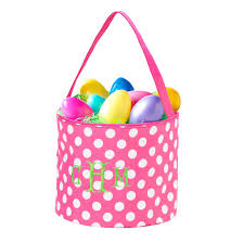 easter buckets wholesale easter pink dot
