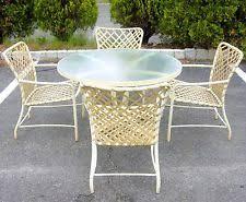 Vintage Brown Jordan Outdoor Furniture by Brown Jordan Table Ebay