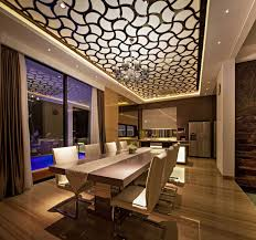 House Design Glass Modern by House With Creative Ceilings And Glass Floors