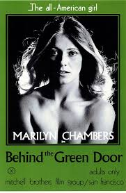behind the green door first shown the movie by god in