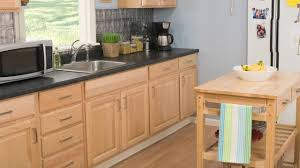 how to paint kitchen cabinets veneer how to reface kitchen cabinets with self stick veneer