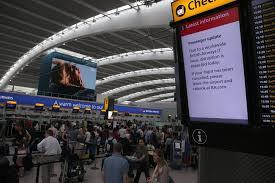 british airways black friday british airways cabin crew strike threatens misery for passengers