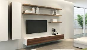 Tv Living Room Furniture Modern Floating Tv Units Vurni