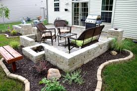 more pictures for small backyard landscaping ideas using pavers