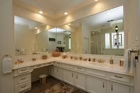 Bathroom Vanity Units Online Master Bath Is The Wrap Around Vanity With Dual Sinks There S Even
