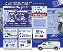 spring special for carpet and upholstery cleaning air duct