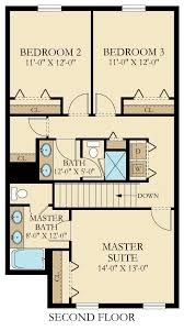 Luxury Townhomes Floor Plans Sabal Palm New Home Plan In Championsgate Luxury Resort Townhomes