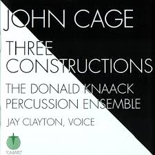 three constructions john cage tidal