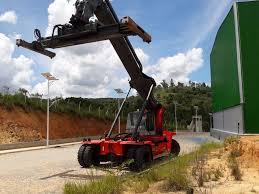 kalmar drf100 54s6 reachstackers material handling home