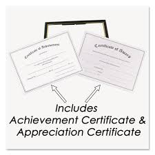 Parchment Paper Office Depot Framed Achievement Appreciation Awards By Nudell Nud19210