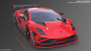 Lamborghini Gallardo 2016 - danny bannister wip lamborghini gallardo super trofeo updated