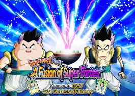 fusion super forces u2013 fail gotenks super strike event guide