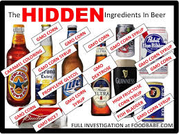 michelob golden light alcohol content the shocking ingredients in beer