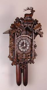 Cuckoo Clock Heart 22 Best Black Forest Hunting Cuckoo Clocks 8 Day Movement Images