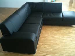 L Leather Sofa L Shaped Leather Sofa All About House Design Cozy L Shaped