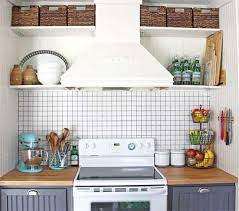 Small Kitchen Makeovers Ideas Small Kitchen Makeover In A Mobile Home