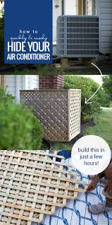 25 best air conditioner cover ideas on pinterest ac unit cover