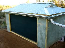 Build Blog by Alt Build Blog Building A Well House 9 Trombe Wall Solar Collector