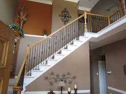 Stair Handrail And Spindles Iron Stair Parts