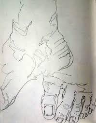 70 best blind contour drawing images on pinterest blind contour