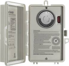 Outdoor Digital Timer Electrical Timers by Ge 15087 24 Hour Outdoor Mechanical Time Switch Wall Timer
