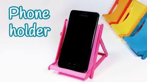 diy crafts phone holder beach chair from ice cream sticks