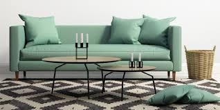 sofa fã r jugendzimmer skandinavische einrichtung so wohnen sie skandinavisch design