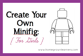 lego girl coloring page create your own lego minifigures printables for boys girls