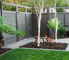 Privacy Fence Ideas For Backyard Simple Ideas Privacy Fencing Ideas Entracing 1000 About Privacy