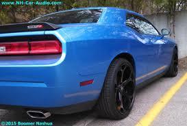 Dodge Challenger On Rims - dodge challenger 22 rims car insurance info