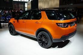 land rover suv price discovery sport introduces evoque based land rover sae international
