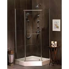 38 Shower Door Mirolin Sorrento 38 Inch Acrylic Neo Angle Shower Door Base