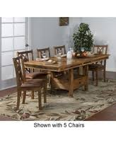 Extending Dining Table And 8 Chairs New Year U0027s Savings On Bourbon Country Collection 1015fcdt8c 9