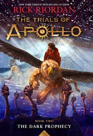 the dark prophecy the trials of apollo book 2 is here