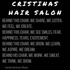 cristina u0027s hair salon and studio home facebook