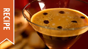 espresso martini recipe espresso martini recipe youtube