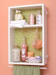 Bathroom Wall Storage Ideas Pretty U0026 Functional Bathroom Storage Ideas The Inspired Room
